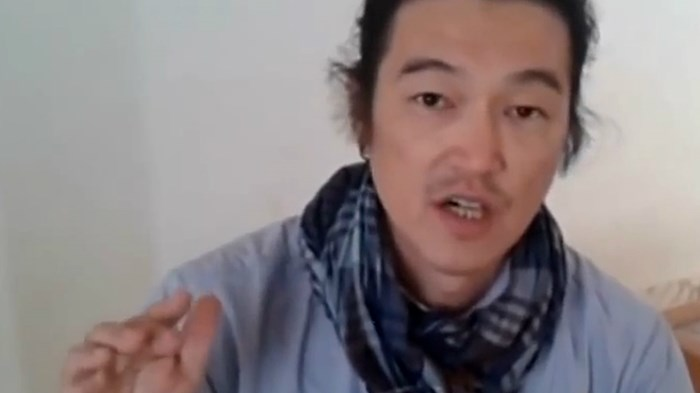 Kenji Goto, Christian Journalist, Beheaded By Islamic State