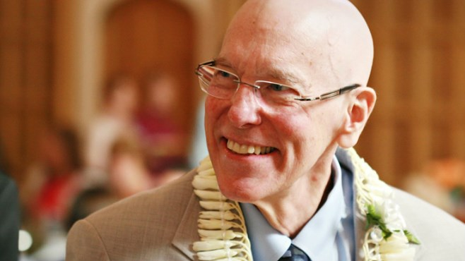 Following Jesus through Cancer: A Final Conversation with Steve Hayner