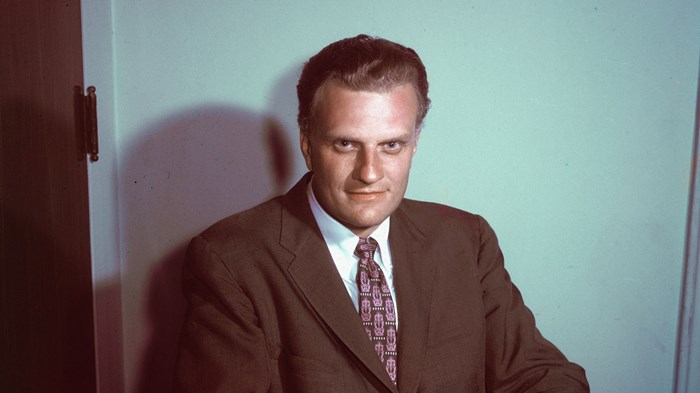 Is Billy Graham an Evangelical?