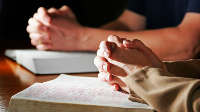 Praying Together as a Couple