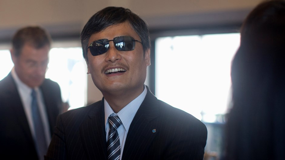 Chen Guangcheng, the Voice of China's Voiceless