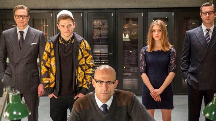 The Critics' Roundup: 'The Slap' and 'Kingsman'
