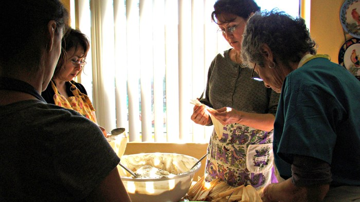 On These Tamales, I Will Build My Church