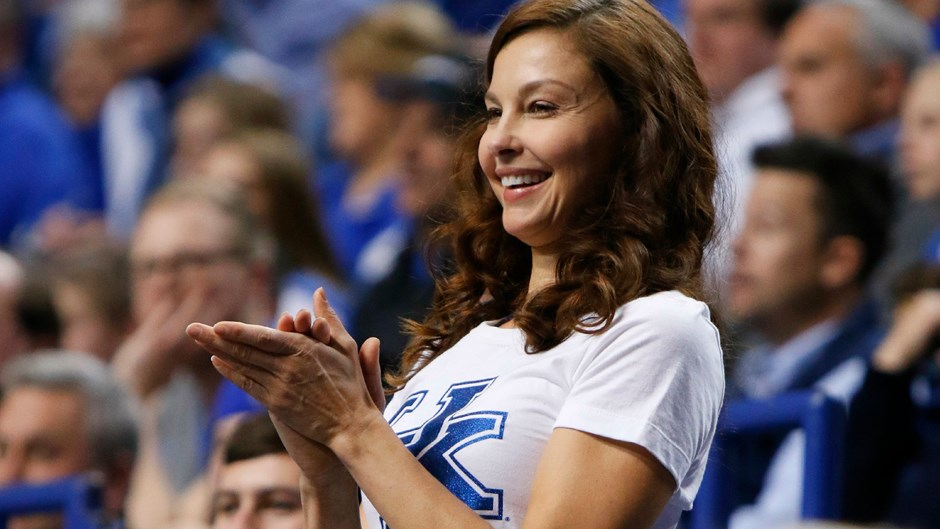 Ashley Judd and Sexism on the Sidelines