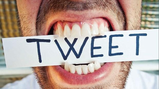 Not Tweeting? Repent!