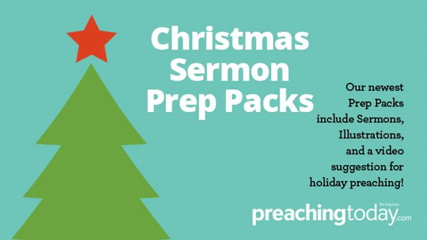 Christmas Sermon Prep Packs