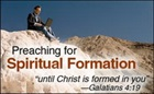 Preaching for Spiritual Formation