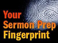 Sermon Prep