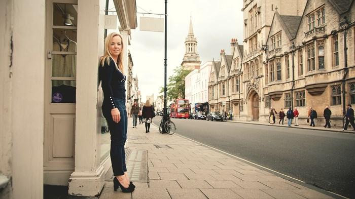 Oxford's Unapologetic Female Apologist