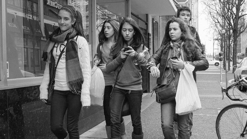 The Selfishness of Digital Life 'On Demand'
