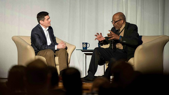 Russell Moore and John Perkins Reflect on Racism at ERLC Summit