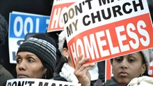 Supreme Court Lets Ban on Churches in NYC Schools Stand