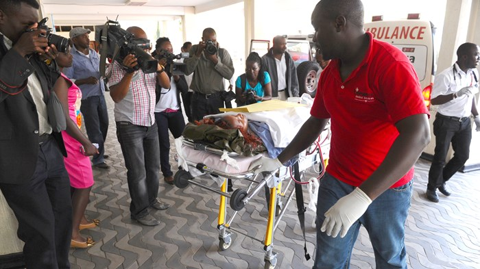 Terrorists Target Christians at Kenyan College; Nearly 150 Dead