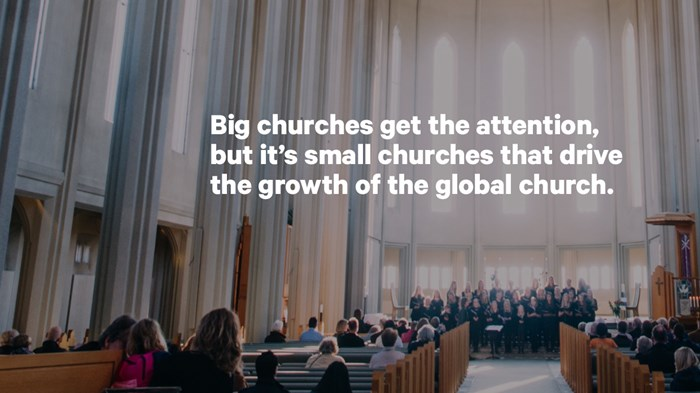 Your Small Church Is Big