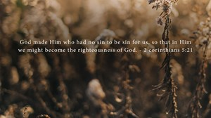 More Than Forgiven