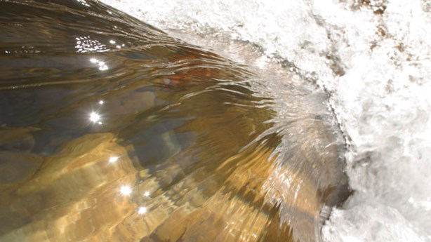 A Cup Running Over