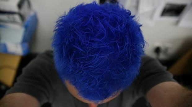 Help! My Kid Wants Blue Hair