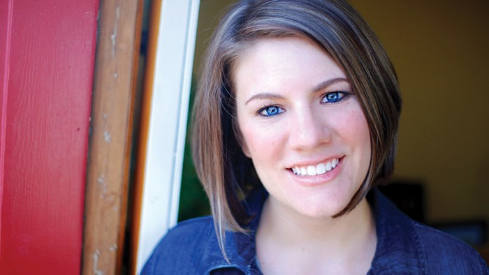 Rachel Held Evans Returns to Church