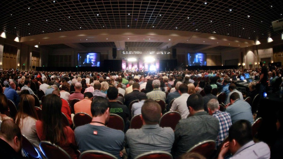 Finding My Place in The Gospel Coalition