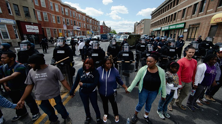 Good Cop, Bad Cop, and the Baltimore I Knew
