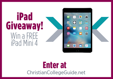Enter to Win a Free iPad Mini 4