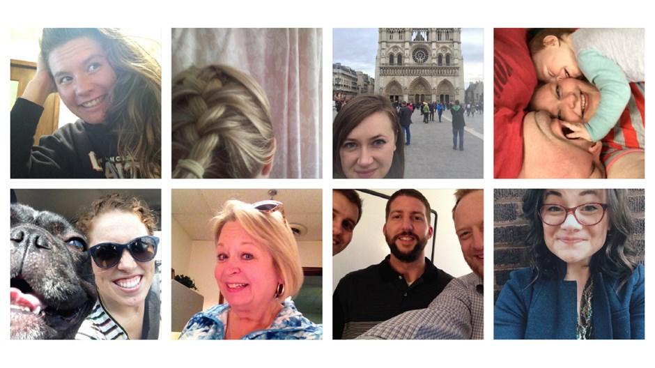 The Selfie's Deeper Tale