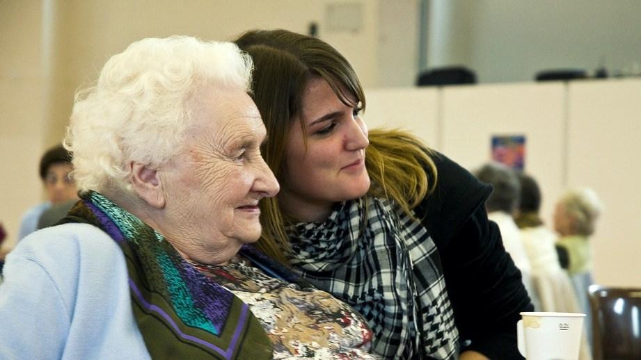 Remembering the Gospel with Alzheimer's