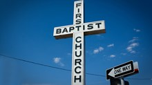 Leaving Baptist in Your Church Name Won't Scare People Away