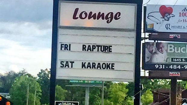 Church Signs of the Week: June 5, 2015