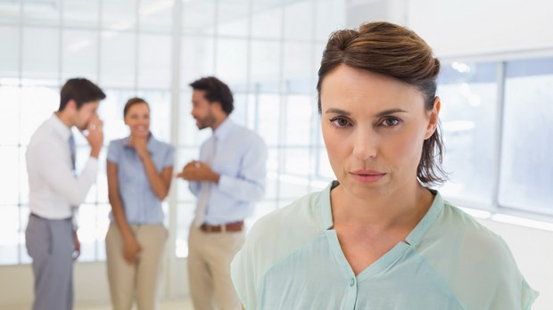 Being Bullied at Work?