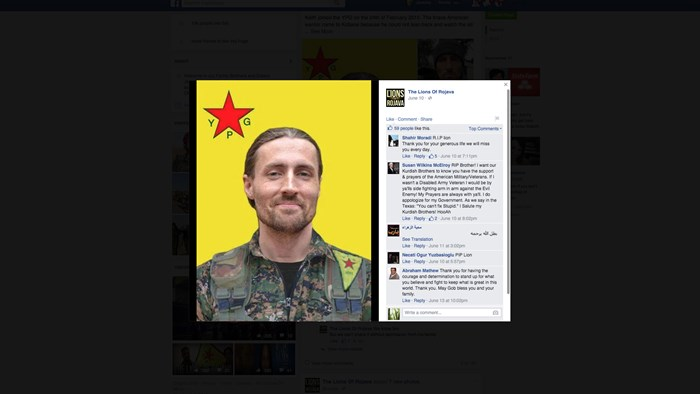 Onward 'Christian Soldiers': First American Volunteer Dies Fighting ISIS