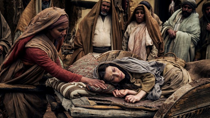 'A.D. The Bible Continues': Not Every Story is a Conversion Story