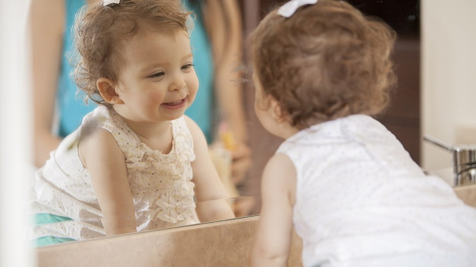 My Daughter, the Mirror, and Me