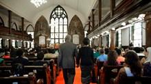 How Charleston's Emanuel AME Spent Sunday after Massacre