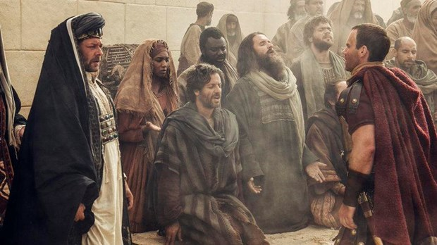 A.D. The Bible Continues - DVD Image
