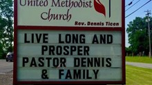Church Signs of the Week: June 26, 2015