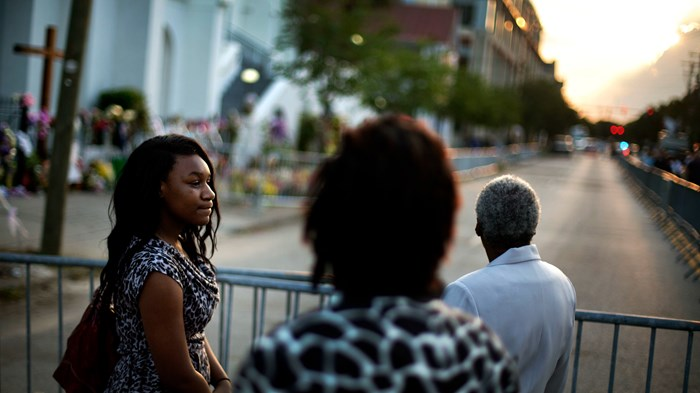 Taking the Charleston Shooting Personally