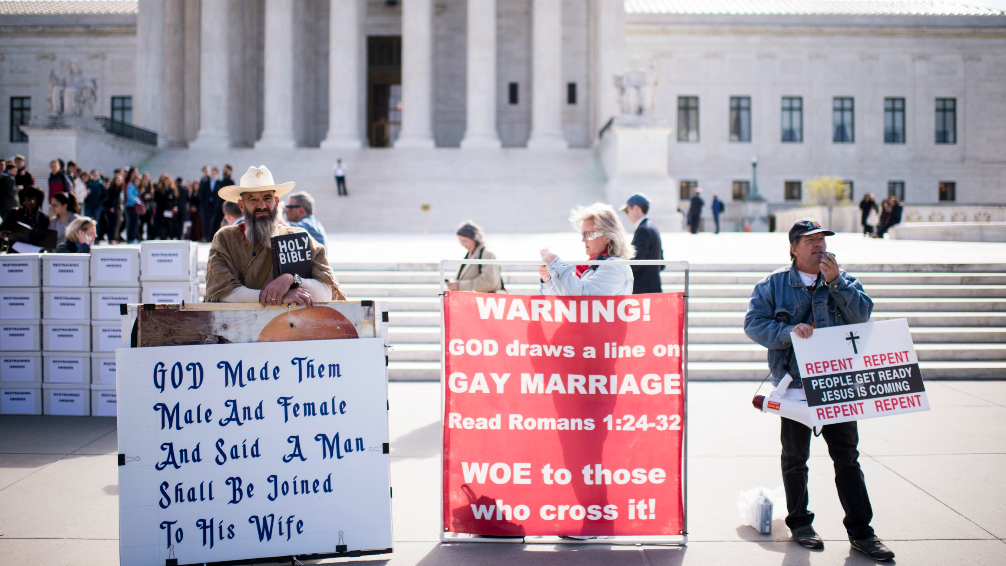 What is gay friendly marriage