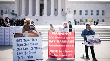 The Most Popular Bible Verses for Debating Gay Marriage