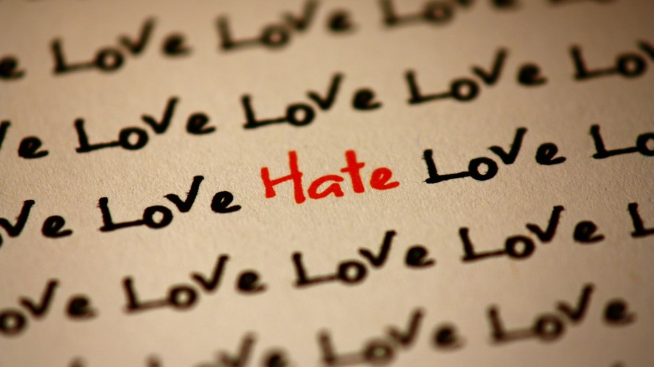 Jesus' Command to Love (and Hate) Our Family