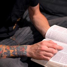 An Unlikely Bible Study