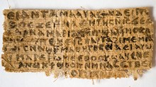 5 Reasons Why the Gospel of Jesus' Wife Is a Fake