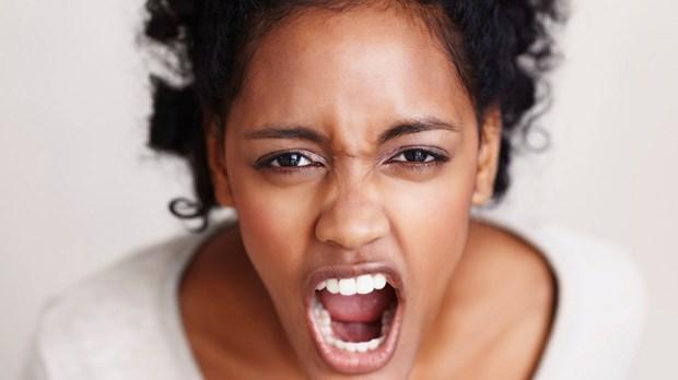 Angry Christian Women