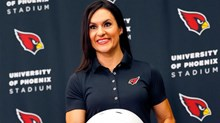 First Female Coach Enters the 'Man's World' of the NFL