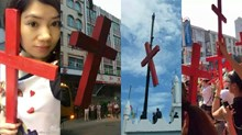 China Sees Red: Christian Protest Puts Hundreds of Crosses Back in Public