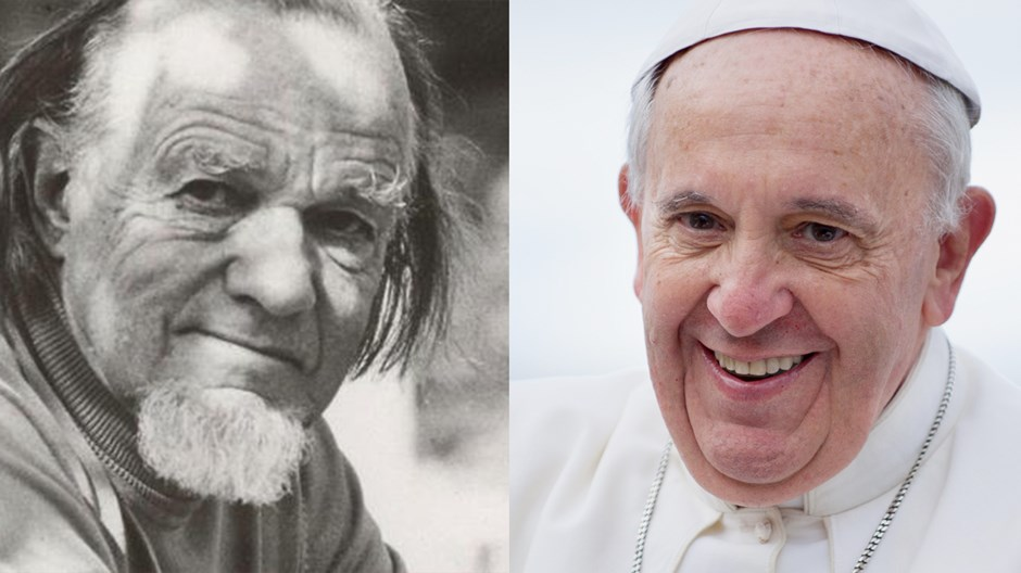 Pope's Creation Teachings Nothing New for Francis Schaeffer Fans