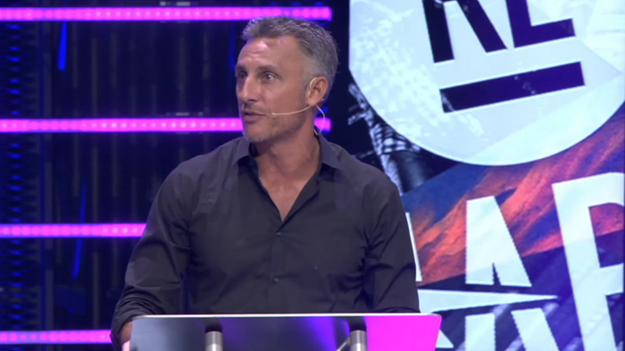 Tullian Tchividjian Files for Divorce