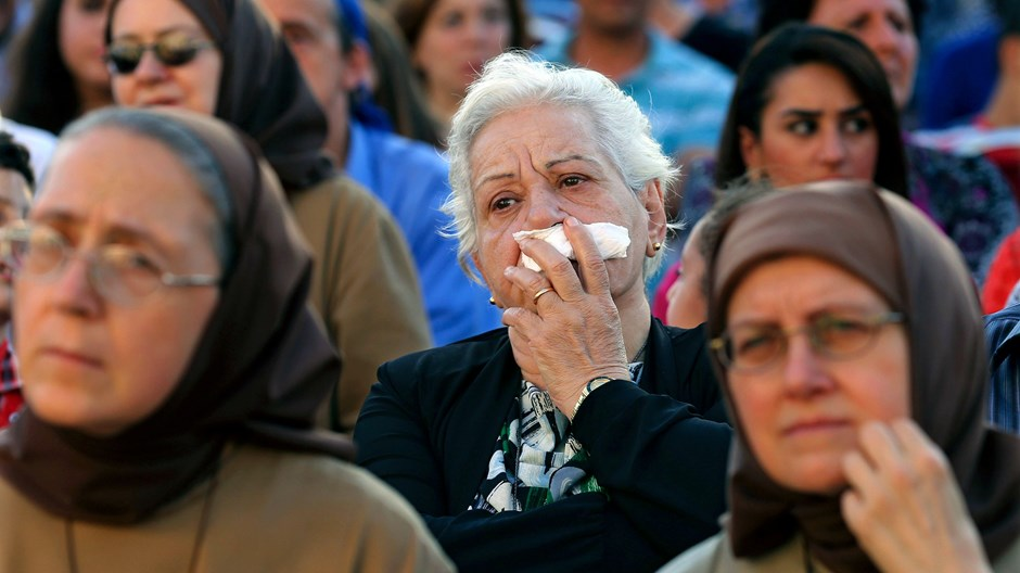 Persecuted, Abused, Displaced: The Christian Women Who Somehow Still Stand Strong