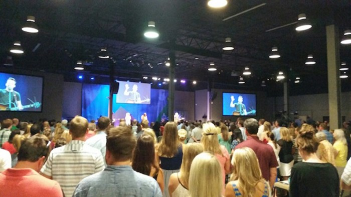 Church Journeys: Summit Church, Raleigh-Durham, NC
