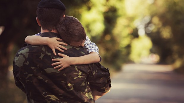 6 Ways to Encourage Military Families